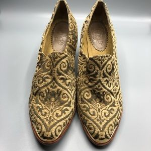 Anthropologie Latino shoe boots